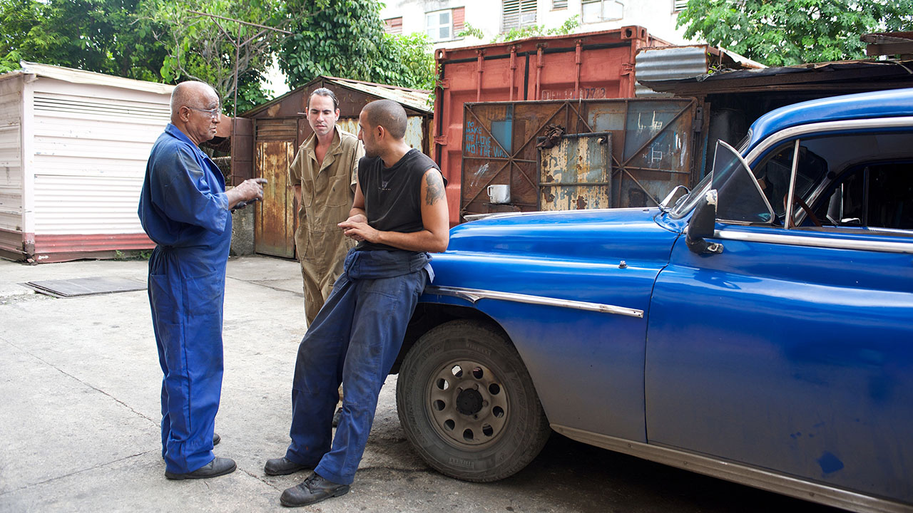Cuban Chrome : Saison 1